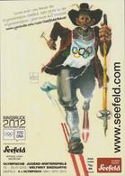 Austria Postcard 2012 Innsbruck Youth Olympic Games -  Mint (G132-47) - Hiver 2012: Innsbruck (JO De La Jeunesse)