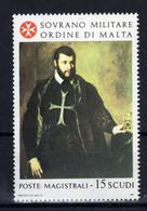 MALTA SMOM Ordre De Malte 1986 Sass.255 MNH ** - Malte (Ordre De)