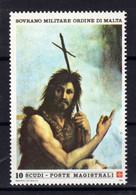 MALTA SMOM Ordre De Malte 1986 Sass.256 MNH ** - Malte (Ordre De)