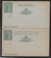 Italie - Entiers Postaux - Otros