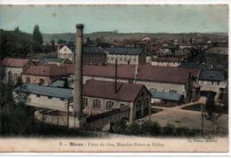 Rives- Usine Du Gua, Blanchet Frères Et Kléber - Andere Gemeenten