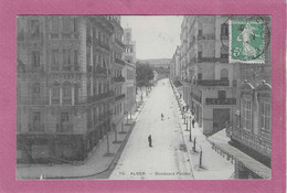 ALGER ,- Boulevard PASTEUR - Algiers