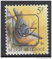 BELGIË - OBP - PREO - Nr 826 P6 - MNH** - Typo Precancels 1986-..(Birds)