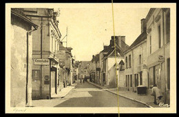 Ligueil: Rue Balthazar Besnard - Andere Gemeenten