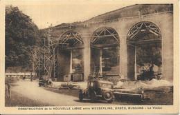Construction De La Nouvelle Ligne Entre WESSERLING.URBES.BUSSANG.Le Viaduc - Unclassified