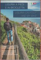 Liguria A Piedi E In Bicicletta-Liguria On Foot And By Bike - Unclassified