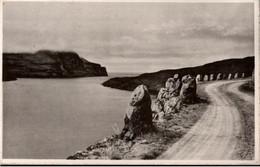 ! 1958 Ansichtskarte Färöer Inseln - Islas Feroe