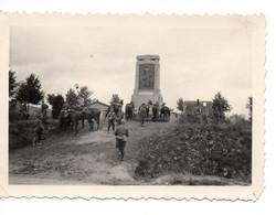 PHOTO ALLEMANDE DU MONUMENT D'ORNES EN 1940. MEUSE-55. - Other Municipalities