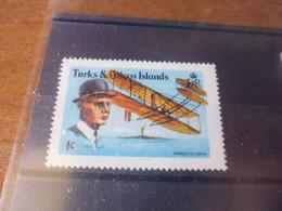 TURKS & CAICOS YVERT N° 402** - Turks & Caicos