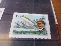 TURKS & CAICOS YVERT N° 404** - Turks & Caicos