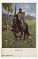 PARSIFAL: Opera Postcard (S673) - Opera