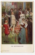 DIE MEISTERSINGER: Opera Postcard (S674) - Opera