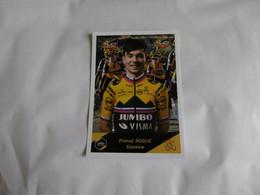 Carte Postale Cyclisme - Primoz Roglic - Cycling