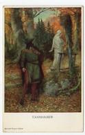 TANNHAUSER: Opera Postcard (S675) - Opera