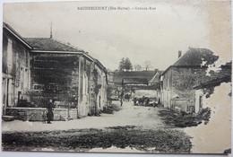 GRANDE RUE - BAUDRECOURT - Other Municipalities