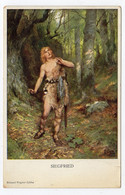 SIEGFRIED: Opera Postcard (S676) - Opera