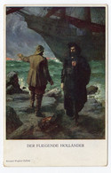 DER FLIEGENDE HOLLANDER: Opera Postcard (S677) - Opera
