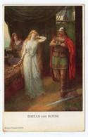 TRISTAN UND ISOLDE: Opera Postcard (S678) - Opera