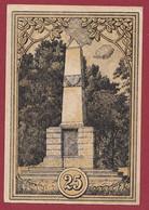Allemagne 1 Notgeld  De 25 Pf Stadt  Hohenfriedeberg (2C) (RARE) Dans L 'état   Lot N °218 - Colecciones