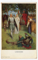 LOHENGRIN: Opera Postcard (S679) - Opera