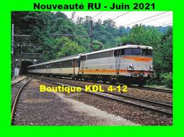 RU 1893 - Train - Loco BB 9325 Sortant Du Tunnel Du Freyssinet - ESTIVAUX - Corrèze - SNCF - Altri Comuni