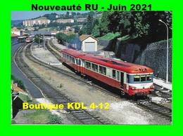 RU 1899 - Autorail Caravelle X 4753 En Gare - LE PUY EN VELAY - Haute Loire - SNCF - Le Puy En Velay