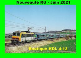 RU 1914 - Train - Loco BB 26056 Vers RANDAN - Puy De Dôme - SNCF - Otros Municipios