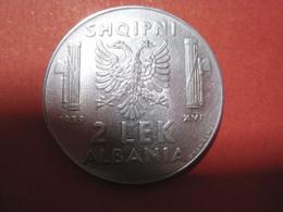 Albania 2 Lek 1939 (25) - Albania