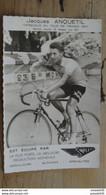 CYCLISME : Jacques ANQUETIL ................ 427 - Cycling