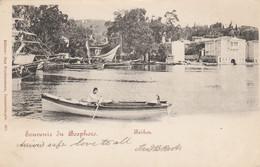 Turkey Postcard Souvenir Du Bosphore - Turkey
