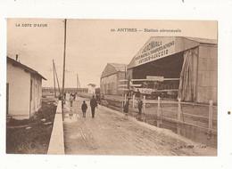 Alpes Maritimes  Antibes Station Aéronavale - Antibes