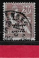 @  Perfin France  Perfore C.N. 294-1  Indice 3 - Gezähnt (Perforiert/Gezähnt)