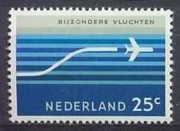 Nederland 1966 Luchtpost 15 Postfris/MNH Opstijgend Vliegtuig, Plane, Avion, Airmail - Airmail