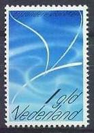 Nederland 1980 Luchtpost 16 Postfris/MNH Symbolische Voorstelling, Airmail - Airmail