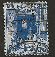 Timbre Algerie Perforée CL - Gebruikt