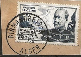 Timbre Algerie Belle Obliteration Birmandreis - Used Stamps