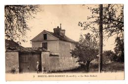 30123-LE-78-BREUIL-BOIS-ROBERT-Le Bois-Robert-------------animée - Otros Municipios