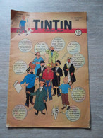 Tintin ( Magazine L'hebdomadaire ) 1949 N°43 - Tintin