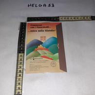 FB9543 TRIESTE 1984 TIMBRO ANNULLO 2'' MOSTRA DEL MARE - 1981-90: Marcophilia
