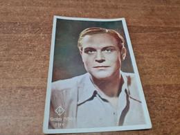 Postcard - Film, Actor, Gustav Frohlich      (29543) - Pâques