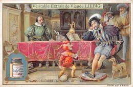 "Chromos.AM13413.Liebig.Nains Célèbres.Le Feurial, Dit ""Triboulet"" - Liebig"