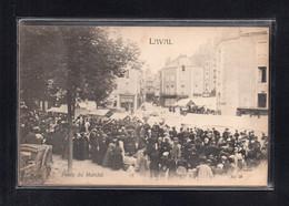 (09/06/21) 53-CPA LAVAL - PLACE DU MARCHE - Laval