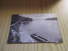 CPA Lac Des Settons (58).Un Coin Du Lac. - Montsauche Les Settons