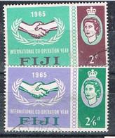 FIJI AP141 - 1965 ICY Set Used - Fiji (...-1970)