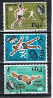FIJI AP146 - 1966 South Pacific Games Used Set - Fiji (...-1970)