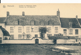 Flandres Belgique Dixmude Couvent Du Béguinage - Klooster Van Hel Beljnhof - De 1643 - édit Nels - Diksmuide