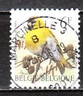 2665  Oiseau - Buzin - Bonne Valeur - Oblit. Centrale - LOOK!!!! - Gebraucht