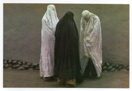CPM    PAKISTAN     -    PAKISTANI WOMAN IN BURQA  (WHICH IS FORMERLY KNOWN AS STATAL COCK)  PASTENED EASTERN - Pakistan