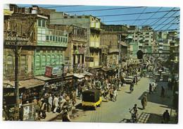 CPM    PAKISTAN     -    HISTORIC QISSA KHAWANI BAZAR   -    PESHAWAR - Pakistan