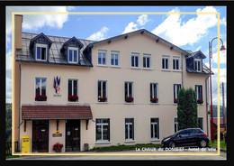 39  La  CHAUX  Du  DOMBIEF  ..  Hotel  De  Ville - Otros Municipios